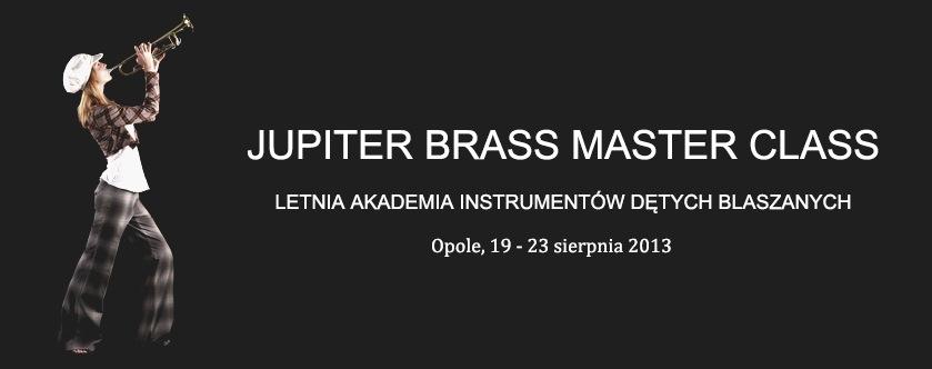 jupiter brass master class