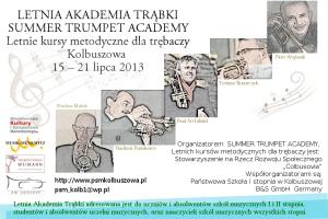 Letnia Akademia Trąbki @ Kolbuszowa | podkarpackie | Polska