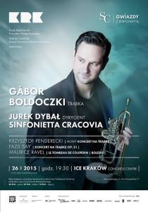 Gábor Boldoczki w Krakowie @ Centrum Kongresowe ICE Kraków | Kraków | małopolskie | Polska