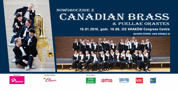 canadian brass krakow