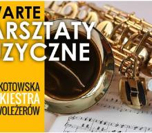 Bezpłatna nauka gry na instrumentach dętych w Warszawie