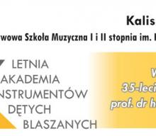 Trwają zapisy na X Akademię Instrumentów Dętych Blaszanych w Kaliszu