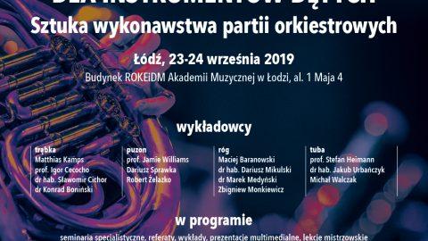 Międzynarodowe Sympozjum dla instrumnetów dętych